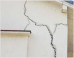外壁リフォーム工事の目安イメージ
